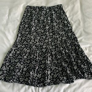 Christoper & Banks Mid-length Skirt